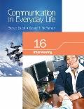 BUNDLE: Duck/McMahan: Communication in Everyday Life + Chapter 16. Interviewing