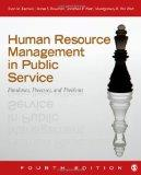 Human Resource Management in Public Service : Paradoxes, Processes, and Problems