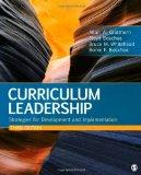 Curriculum Leadership : Strategies for Developme