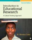 Introduction to Educational Resear