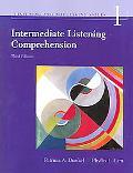 Intermediate Listening Comprehension Understanding and Recalling Spoken English