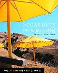Occasions for Writing Evidence, Idea, And Inquiry
