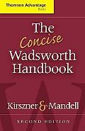 Concise Wadsworth Handbook