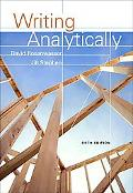 Writing Analytically 5e