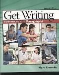 Get Writing: Sentences and Paragraphs