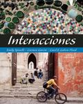 Interacciones (with Audio CD) (Available Titles CengageNOW)