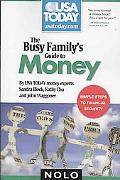 Busy Family's Guide to Money (USA TODAY/Nolo Series)