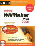 Quicken Willmaker Plus 2009: Estate Planning Essentials