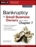 Bankruptcy for Small Business Owners: How to File for Chapter 7