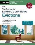 California Landlord's Law Book : Evictions
