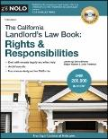 California Landlord's Law Book : Rights and Responsibilities