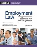 Employment Law : The Essential HR Desk Reference
