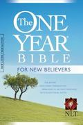 One Year Bible New Living Translation Version, for New Believers
