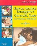 Small Animal Emergency and Critical Care for Veterinary Technician