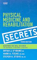 Physical Medicine & Rehabilitation Secrets