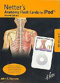 Netter's Anatomy Flash Cards on Ipod