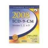 Saunders 2008 ICD-9-CM, Volumes 1, 2, and 3 Standard Edition with 2008 HCPCS Level II Packag...