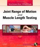 Joint Range of Motion and Muscle Length Testing