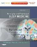 Principles and Practice of Sleep Medicine: Expert Consult - Online and Print (Principles & P...