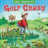 Golf Crazy by Gary Patterson 2015 Wall Calendar