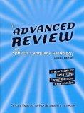 Advanced Review of Speech-Language Pathology Preparation for PRAXIS and Comprehensive Examin...