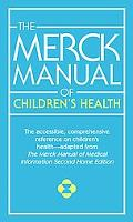 Merck Manual of Childrens Health