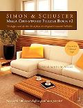 Simon and Schuster Mega Crossword Puzzle Book #2, Vol. 2