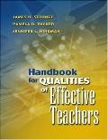 Handbook for Qualities of Effective Teachers