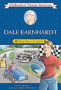 Dale Earnhardt Young Race Car Driver
