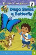 Diego Saves a Butterfly