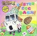 Easter Egg Dash!: A Lift-the-Flap Book with Stickers (Jon Scieszka's Trucktown)