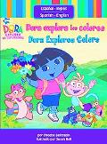 Dora Explora Los Colores / Dora Explores Colors