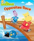 Opposites Race (Backyardigans Series)