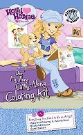 Doin' My Thing Carry-along Coloring Kit
