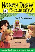 Eath Day Escapades (Nancy Drew and the Clue Crew Series #18)