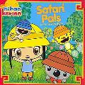 Safari Pals: A Lift-the-Flap Story (Ni Hao, Kai-Lan)
