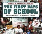 The First Days Of School: How To Be An Effective Teacher (Turtleback School & Library Bindin...