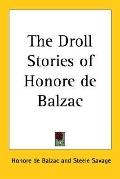 Droll Stories of Honore de Balzac