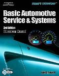 Today's Technician Classroom Manual for Basic Automotive Serice And Systems