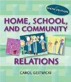 Home, School and Community Relations: A Guide to Working with Families