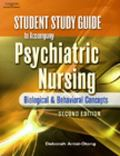 Psychiatric Nursing Student Study Guide