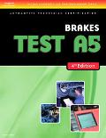 Automobile Test Brakes (Test A5)
