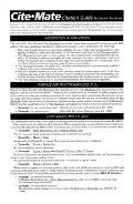 Cite-Mate Citation Guide