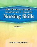 Skills Checklist for Altman's Fundamental and Advanced Nursing Skills, 3rd