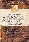 Jon Courson's Application Commentary Old Testament Psalm - Malachi