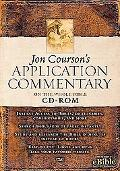 Jon Courson's Application Commentary on the Whole Bible