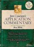 Jon Courson's Application Commentary on the Whole Bible for PDA