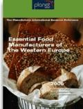 Essential Food Manufacturers of the Western Europe