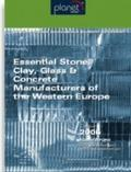Essential Stone, Clay, Glass and Concrete Manufacturers of the Western Europe