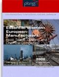 Essential Western European Manufacturers : Food, Textile, Clothing, and Chemical Companies